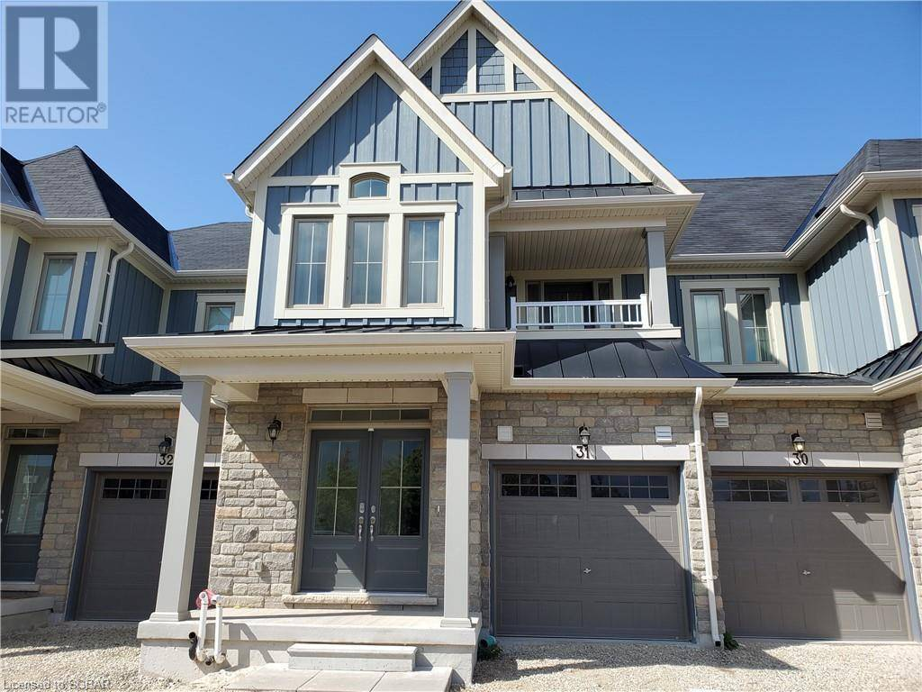 Home for rent at 31 Snowbridge Wy Unit 171 The Blue Mountains Ontario - MLS: 257534