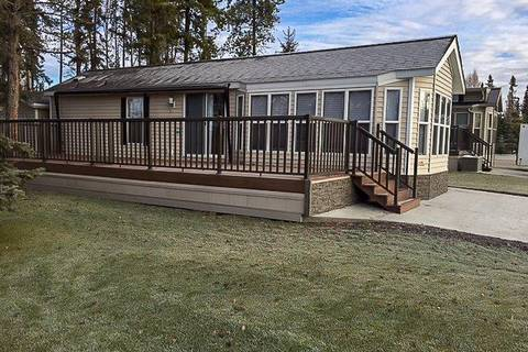 Residential property for sale at 53126 Rge Rd Unit 171 Rural Parkland County Alberta - MLS: E4151698