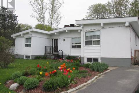 House for sale at 171 Axmith Ave Elliot Lake Ontario - MLS: 2075615