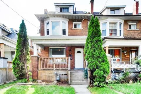 Townhouse for sale at 171 Balmoral Ave Hamilton Ontario - MLS: X4819769