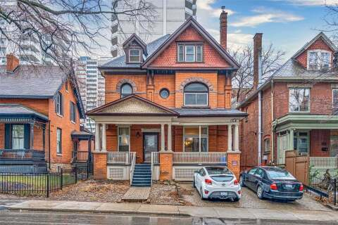 Townhouse for sale at 171 Bay St Hamilton Ontario - MLS: X4730516