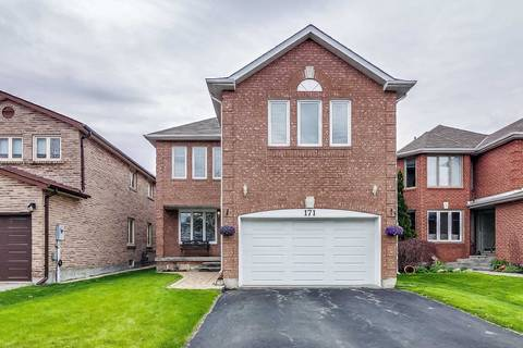 House for sale at 171 Brickstone Circ Vaughan Ontario - MLS: N4448540