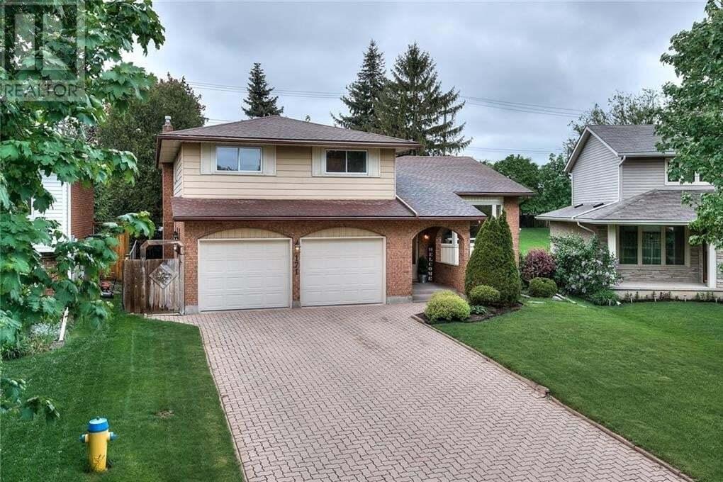 House for sale at 171 Castlegate Cres Waterloo Ontario - MLS: 30809910