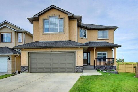 House for sale at 171 East Lakeview Ct Chestermere Alberta - MLS: A1021331