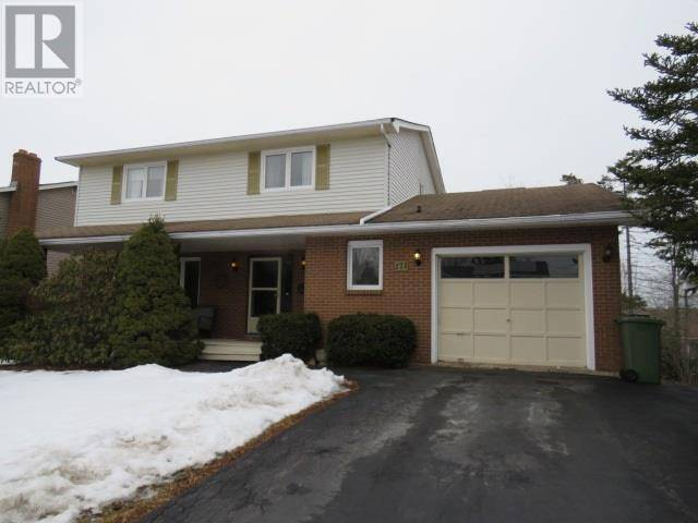 House for sale at 171 Flagstone Dr Cole Harbour Nova Scotia - MLS: 202003321