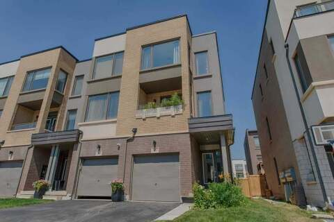 Townhouse for sale at 171 Huguenot Rd Oakville Ontario - MLS: W4829774