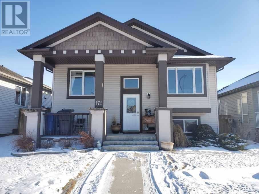 House for sale at 171 Jessie Robinson Cs N Lethbridge Alberta - MLS: ld0189206