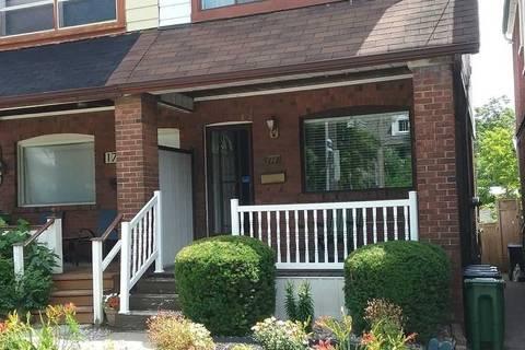 Townhouse for sale at 171 Kingston Rd Toronto Ontario - MLS: E4556121