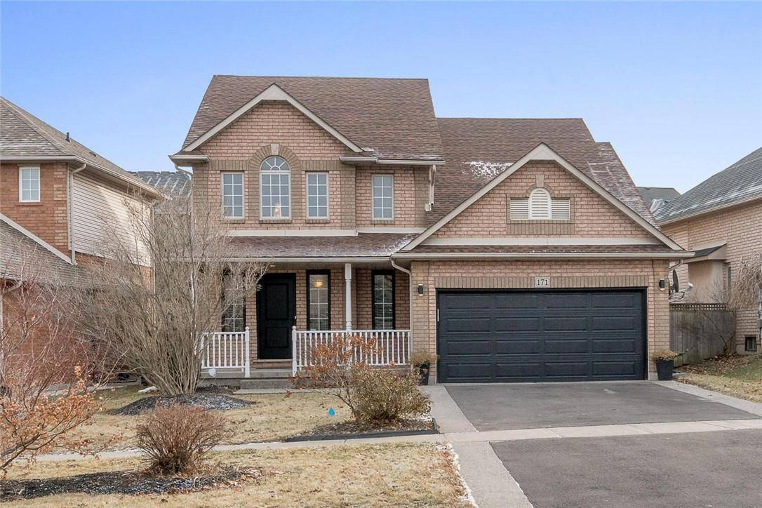 House for sale at 171 Kitty Murray Ln Ancaster Ontario - MLS: H4072917