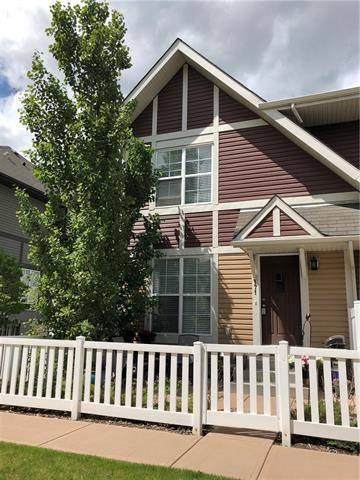 Townhouse for sale at 171 New Brighton Villa(s) Southeast Calgary Alberta - MLS: C4239493