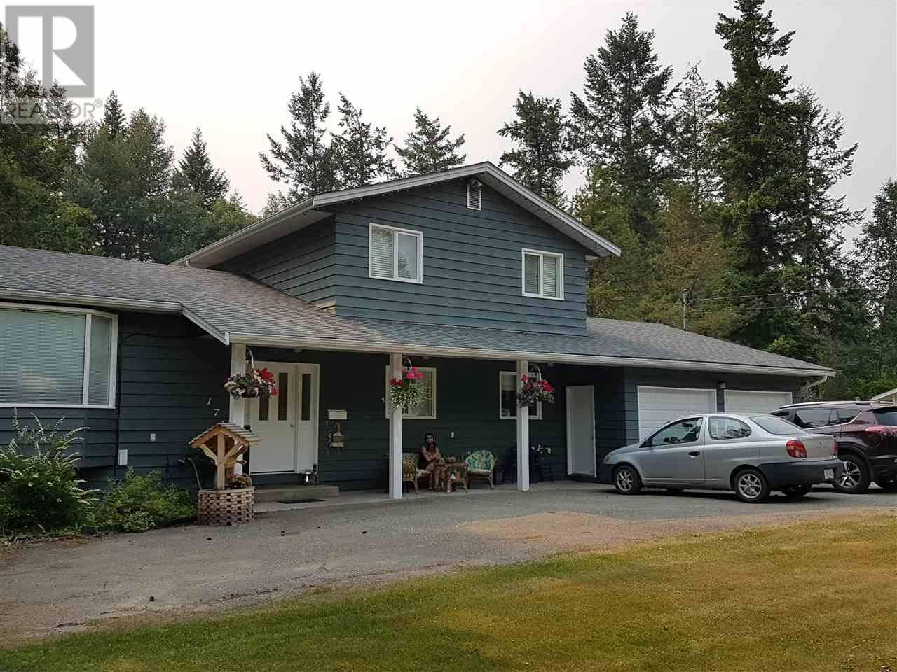 House for sale at 171 Phillips Rd N Quesnel British Columbia - MLS: R2438875