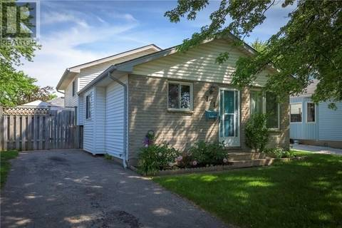 House for sale at 171 Portsmouth Cres East London Ontario - MLS: 203967