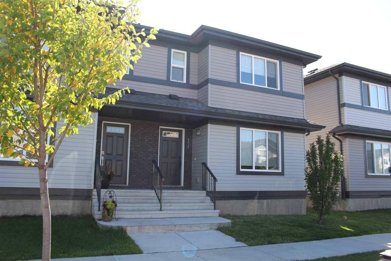 Townhouse for sale at 171 Radcliffe Wd Fort Saskatchewan Alberta - MLS: E4172341