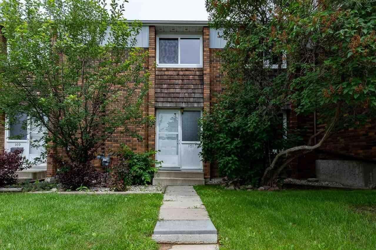 Townhouse for sale at 171 Ridgewood Tc St. Albert Alberta - MLS: E4217879