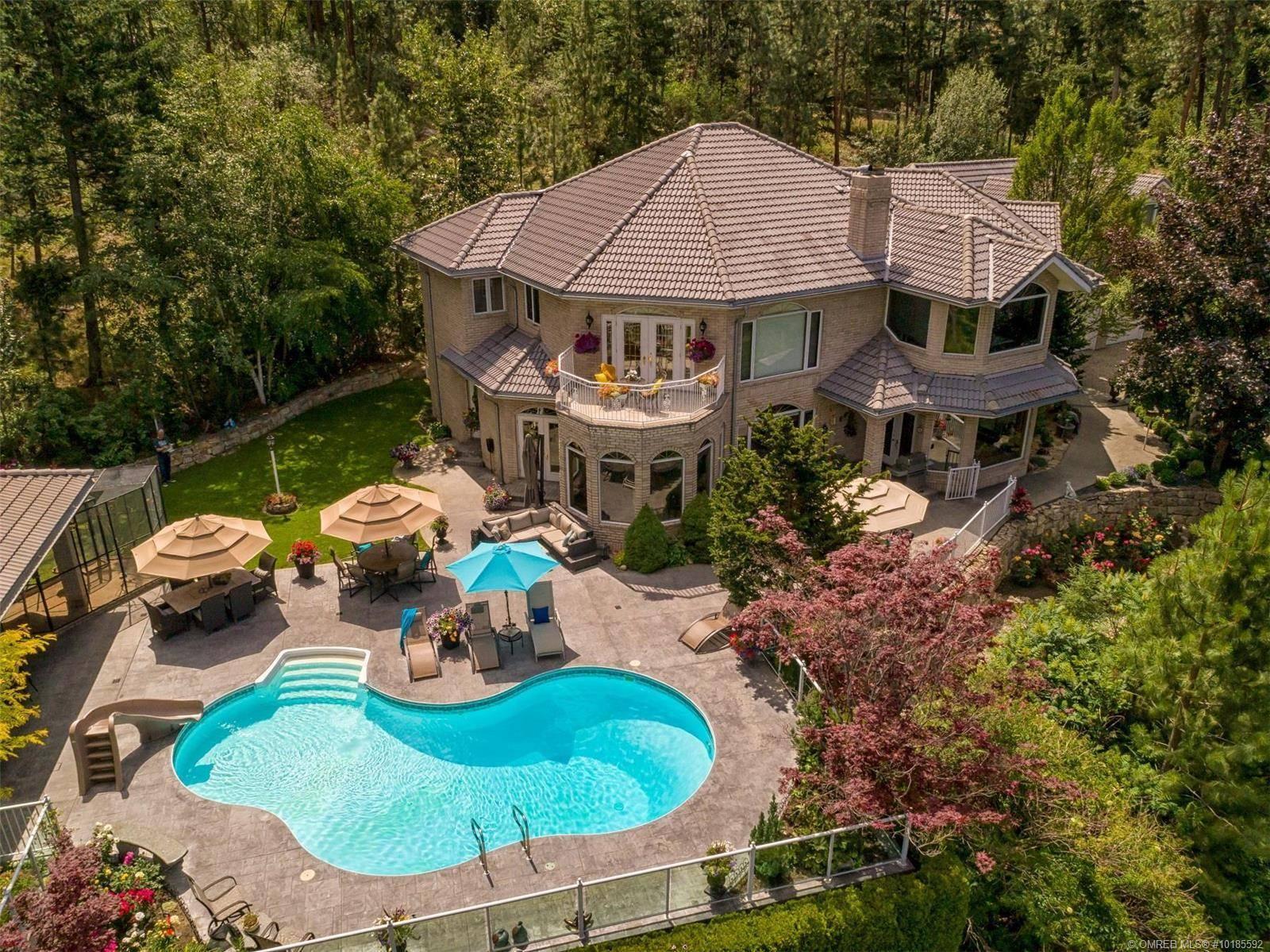 House for sale at 171 Rimrock Rd Kelowna British Columbia - MLS: 10185592
