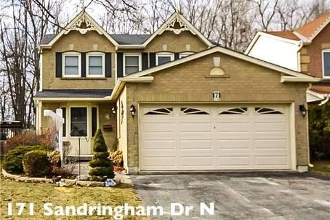 House for sale at 171 Sandringham Dr Clarington Ontario - MLS: E4633433