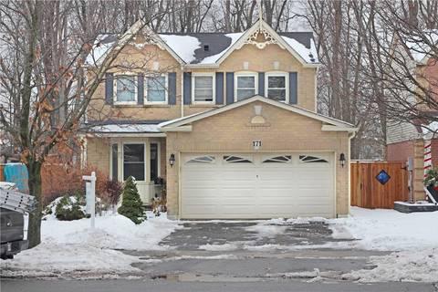 House for sale at 171 Sandringham Dr Clarington Ontario - MLS: E4662271
