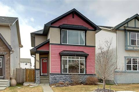 House for sale at 171 Silverado Plains Circ Southwest Calgary Alberta - MLS: C4243412