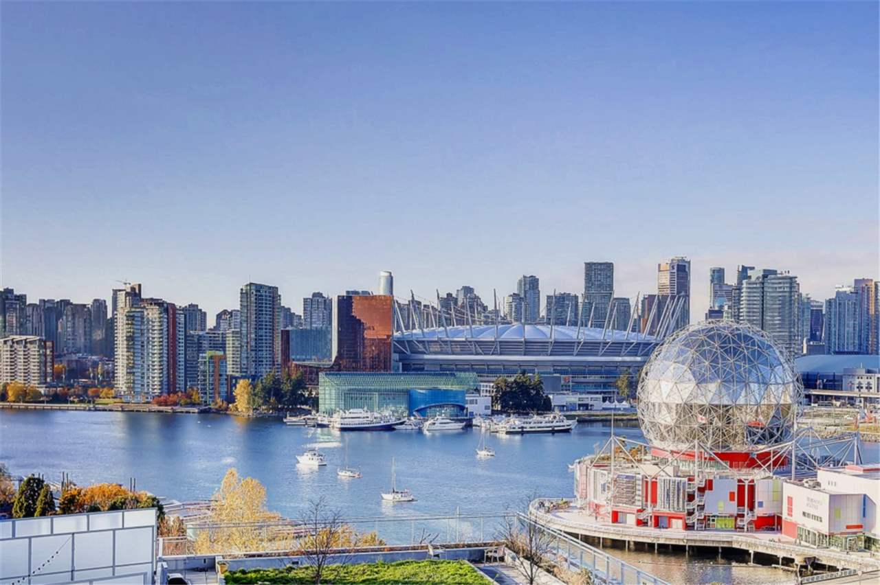 Sold: 1710 - 1618 Quebec Street, Vancouver, BC