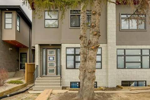 Townhouse for sale at 1710 50 Ave Southwest Calgary Alberta - MLS: C4244139