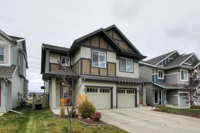 Townhouse for sale at 1710 Chapman Wy SW Edmonton Alberta - MLS: E4219467