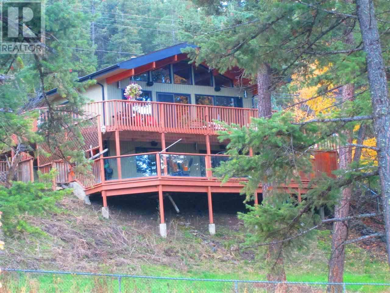 House for sale at 1710 Lakeside Dr South Williams Lake British Columbia - MLS: R2435833