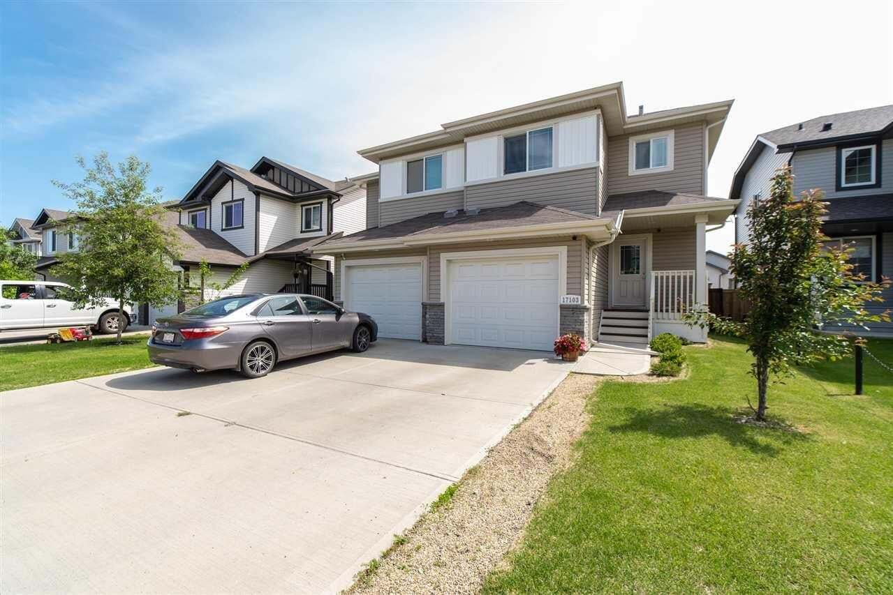 Townhouse for sale at 17103 120 St NW Edmonton Alberta - MLS: E4201746