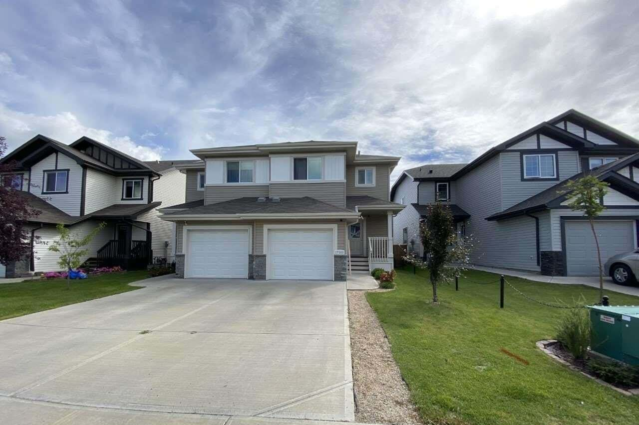 Townhouse for sale at 17103 120 St NW Edmonton Alberta - MLS: E4210128