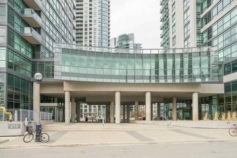 Apartment for rent at 215 Fort York Blvd Unit 1711 Toronto Ontario - MLS: C4511545