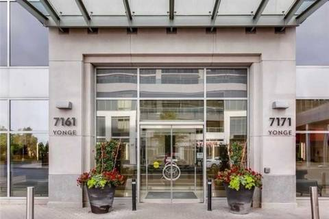 Apartment for rent at 7171 Yonge St Unit 1711 Markham Ontario - MLS: N4520967