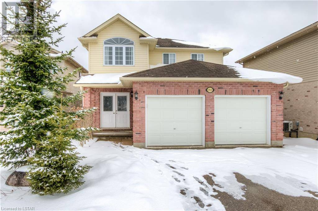 House for rent at 1711 Stackhouse Ave London Ontario - MLS: 232163