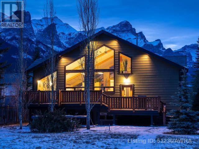 House for sale at 1712 11th Ave Canmore Alberta - MLS: 51236