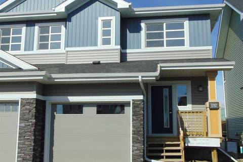 Townhouse for sale at 1712 169 St Sw Edmonton Alberta - MLS: E4155266