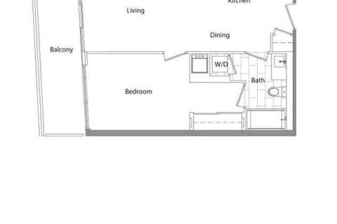 Apartment for rent at 75 Queens Wharf Rd Unit 1712 Toronto Ontario - MLS: C4959302