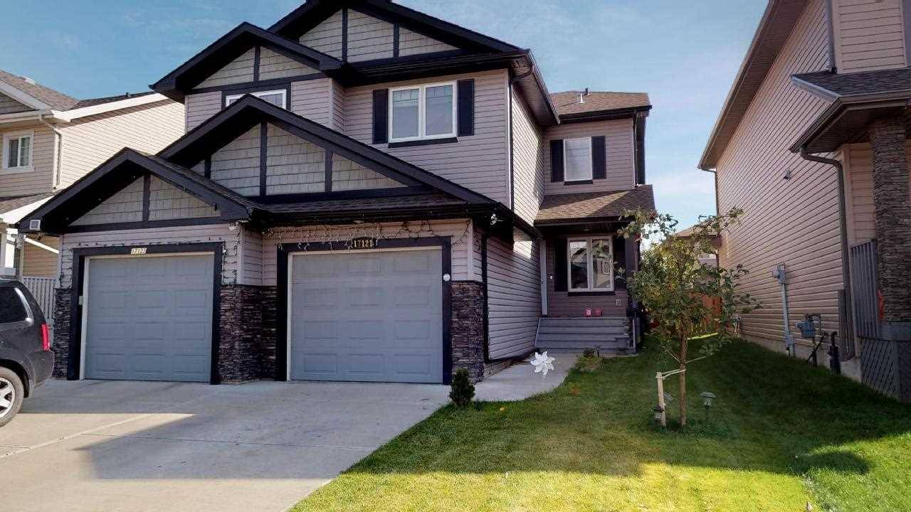 Townhouse for sale at 17121 126 St Nw Edmonton Alberta - MLS: E4174652