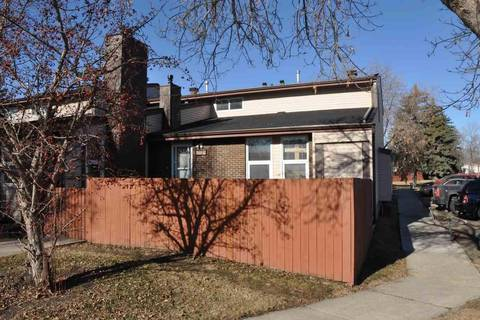 Townhouse for sale at 17129 109 St Nw Edmonton Alberta - MLS: E4148990