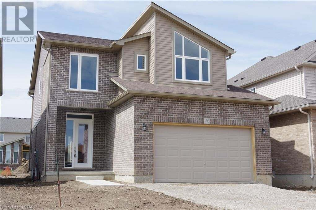 House for sale at 1713 Aukett Dr London Ontario - MLS: 259891