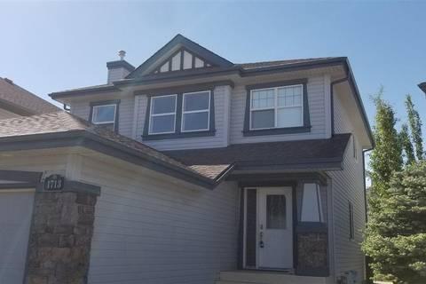 House for sale at 1713 Robertson Pl Sw Edmonton Alberta - MLS: E4159525