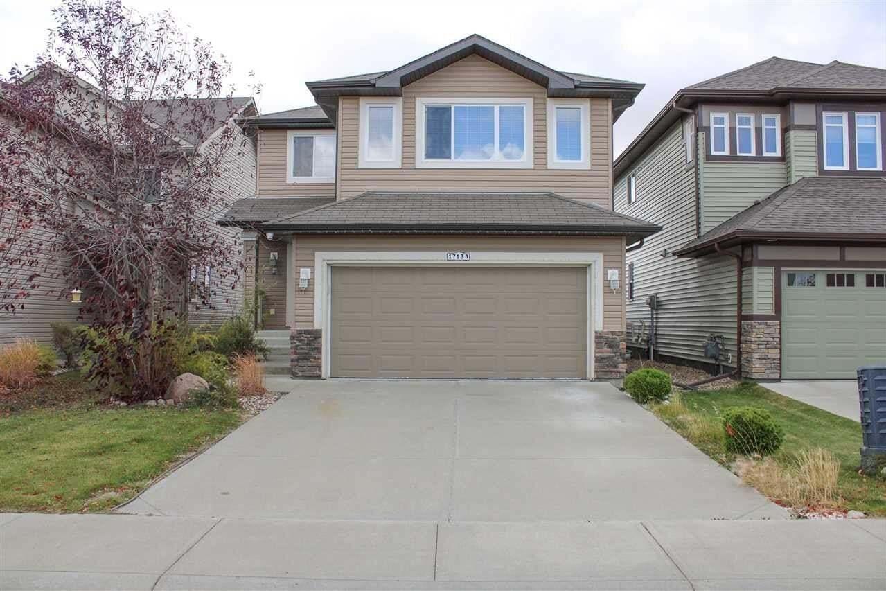 House for sale at 17133 6b Av SW Edmonton Alberta - MLS: E4218184