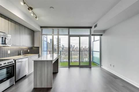 Apartment for rent at 105 George St Unit 1714 Toronto Ontario - MLS: C4729718