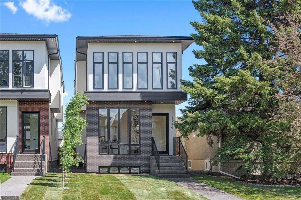 House for sale at 1714 26a St SW Shaganappi, Calgary Alberta - MLS: C4288949