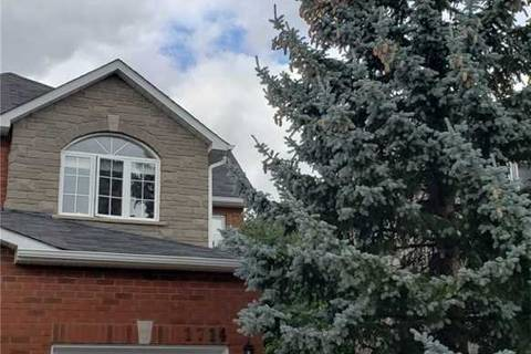 Townhouse for rent at 1714 Autumn Cres Pickering Ontario - MLS: E4651943