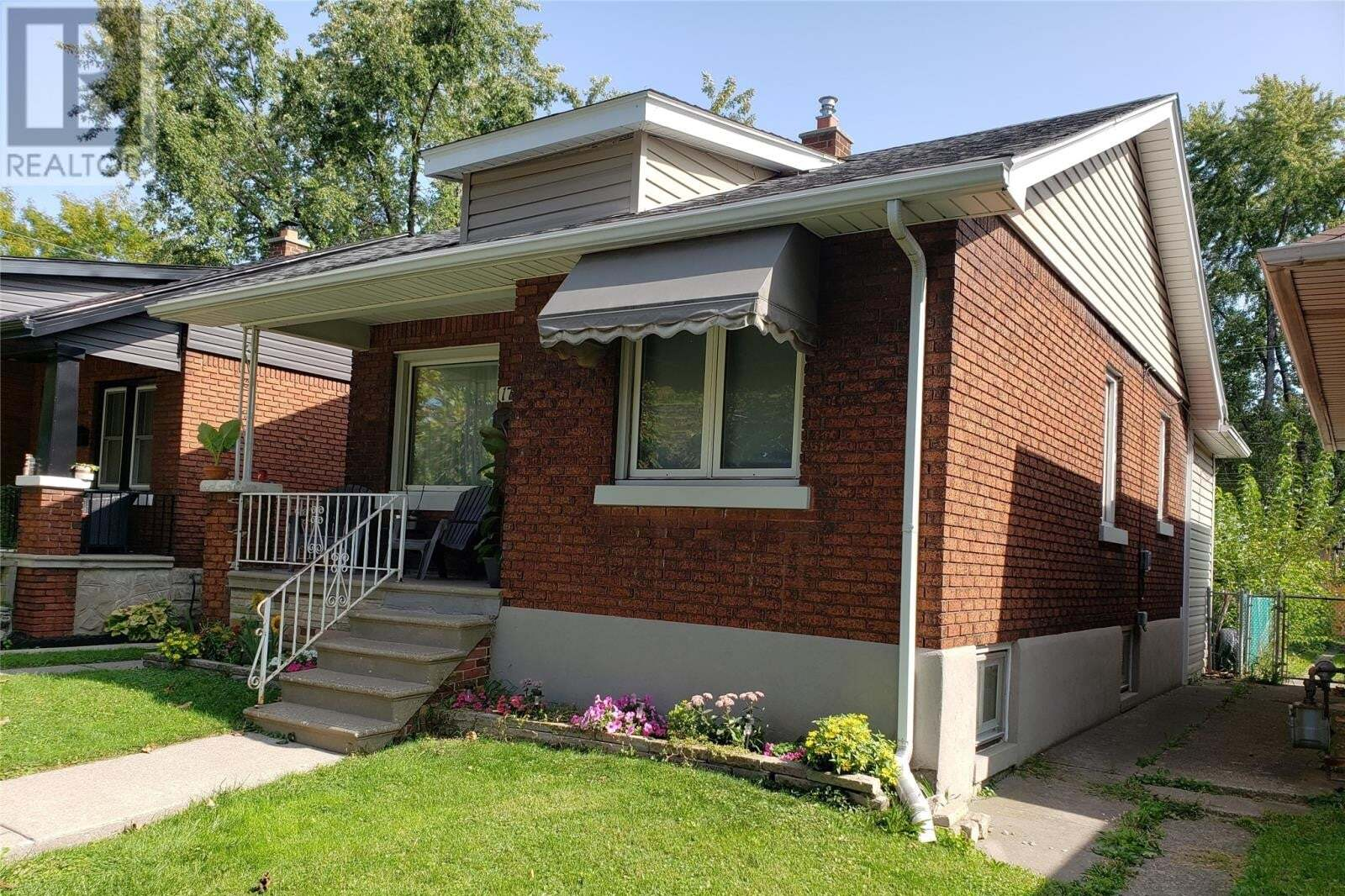 House for sale at 1714 Gladstone  Windsor Ontario - MLS: 20012717