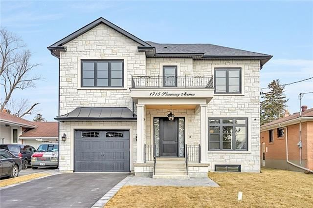 For Sale: 1715 Pharmacy Avenue, Toronto, ON | 4 Bed, 6 Bath House for $1,699,900. See 20 photos!