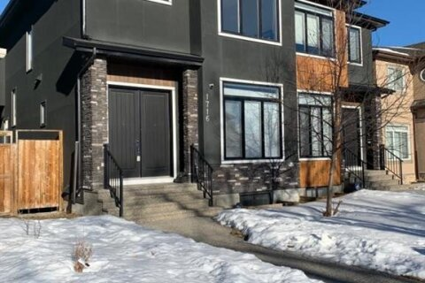 Townhouse for sale at 1716 19 Ave NW Calgary Alberta - MLS: A1022275