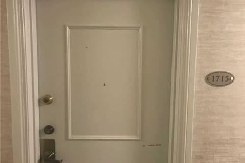 Apartment for rent at 20 Edgecliff Gfwy Unit 1716 Toronto Ontario - MLS: C4607264