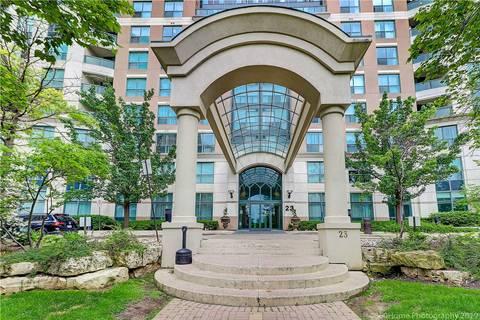 Condo for sale at 23 Lorraine Dr Unit 1716 Toronto Ontario - MLS: C4496990