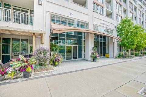 Apartment for rent at 35 Bastion St Unit 1716 Toronto Ontario - MLS: C4521243