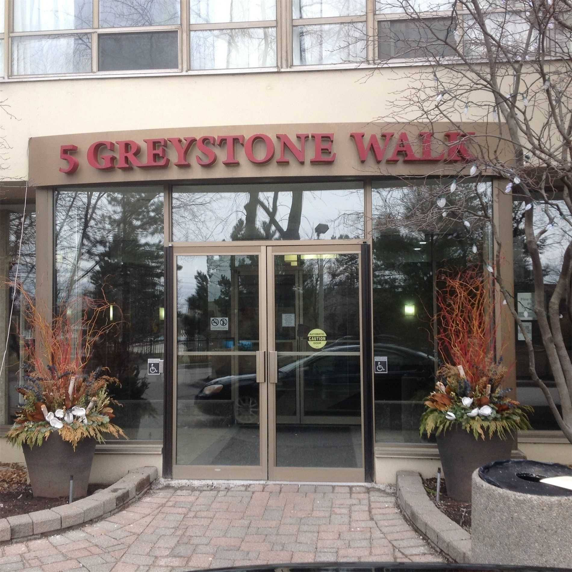 Greystone Walk Condos: 5 Greystone Walk Drive, Toronto, ON