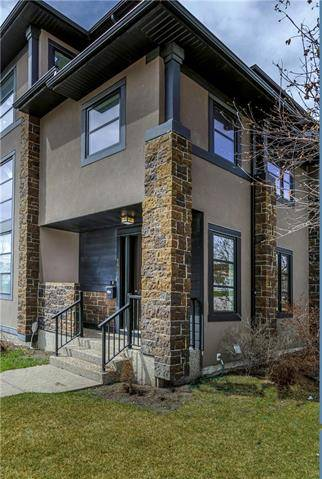 Townhouse for sale at 1717 15 St Northwest Calgary Alberta - MLS: C4295493